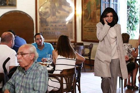 لیلا حاتمی در «مردی بدون سایه»