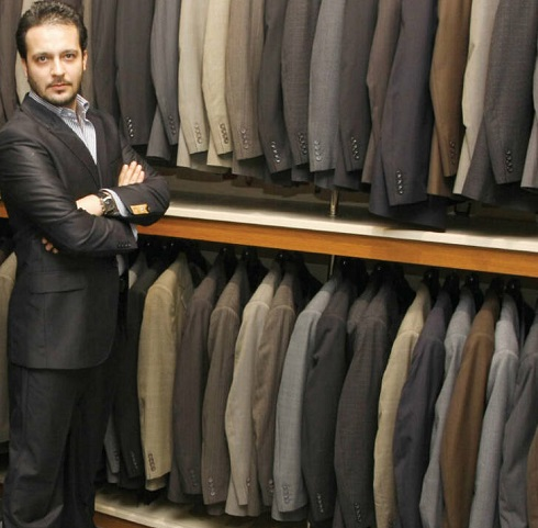 فروشگاه لباس محمد سلوکي