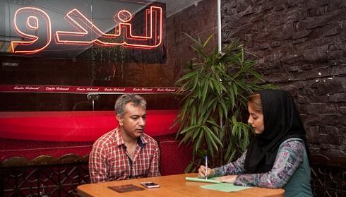 محمدرضا هدايتي و رستوران لندو