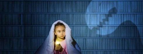 ترس کودک از هیولا