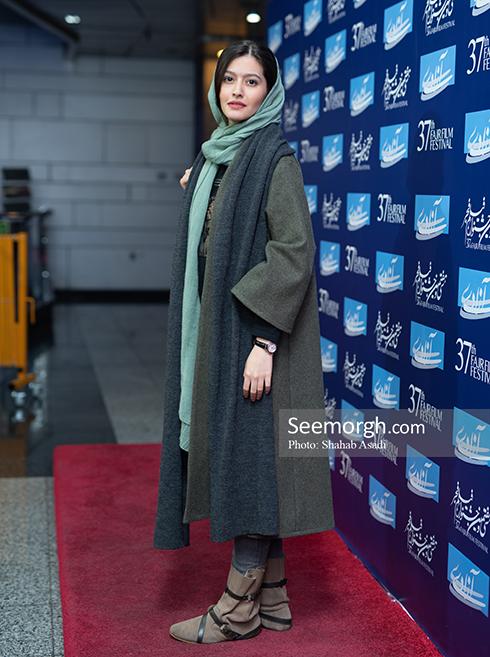 جشنواره فیلم فجر,عکس جشنواره,پردیس احمدی