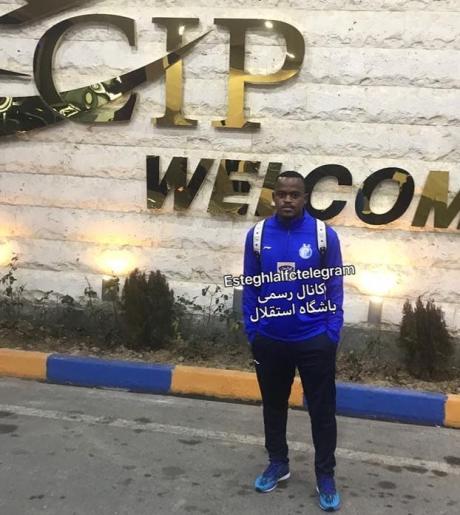 آیاندا پاتوسی بازیکن جدید استقلال