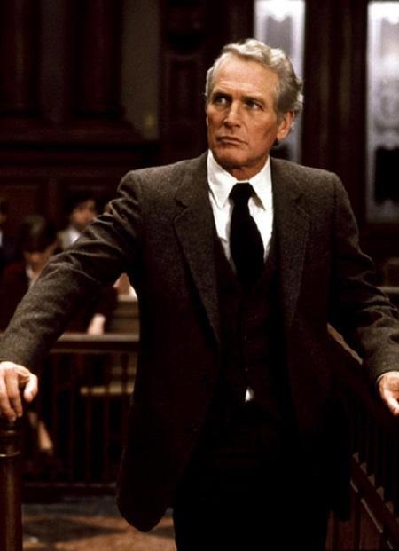 پل نيومن در نقش فرنک گلوين