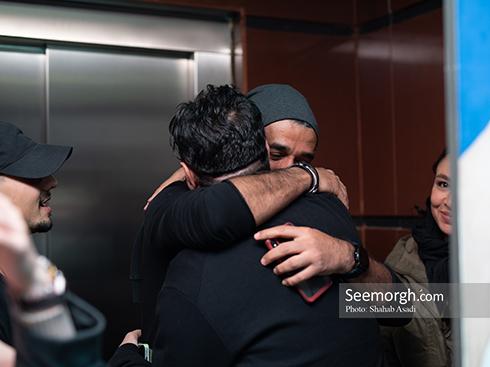 جشنواره فیلم فجر,عکس جشنواره,جواد عزتی,پژمان جمشیدی