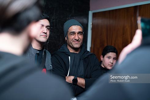 جشنواره فیلم فجر,عکس جشنواره,پژمان جمشیدی,