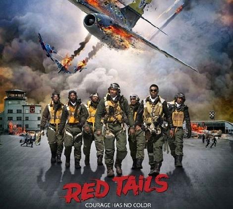 دُمقرمزها Red Tails