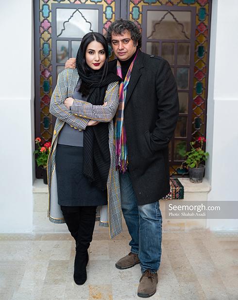 نمایش 30 دی 95,سمیرا حسن پور,سامان سالور