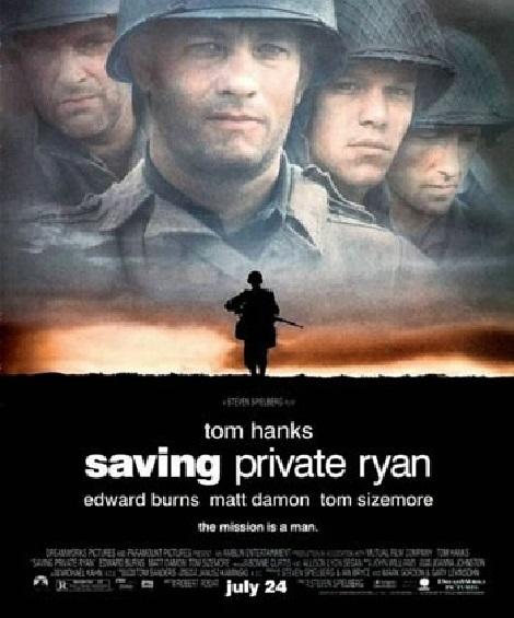 نجات سرباز رايان Saving Private Ryan