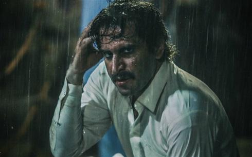 هوتن شکیبا در فیلم سینمایی شبی که ماه کامل شد