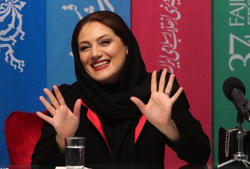 شبنم مقدمی,سیامک انصاری,فیلم زهرمار,جواد رضویان,نشست خبری,گریم