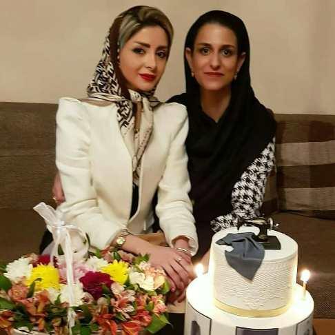 جشن تولد شهرزاد مدیری دختر مهران مدیری
