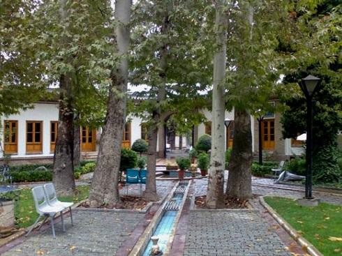 باغ موزه دکتر محمود حسابی