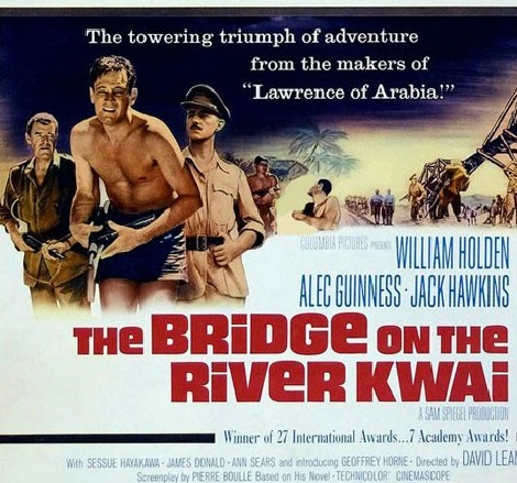 پل رودخانه کواي The Bridge on the River Kwai
