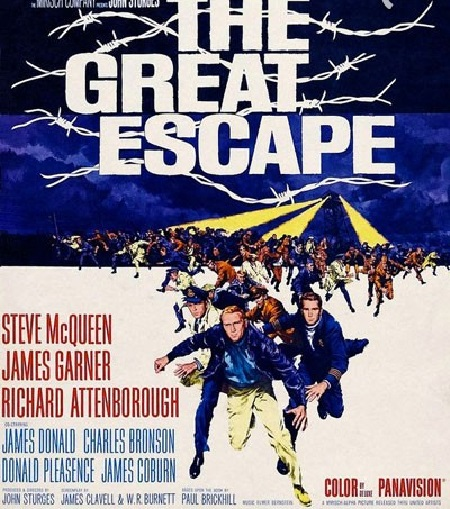 فرار بزرگ The Great Escape