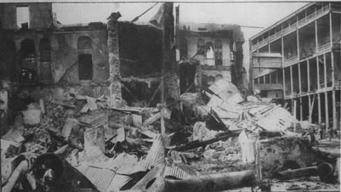 جنگ بین بریتانیا و کشور آفریقایی زنگبار