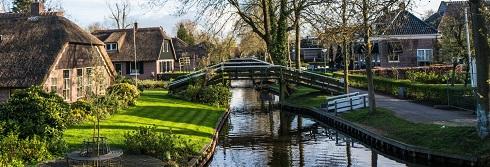 سفر به هلند؛ روستای خیتورن