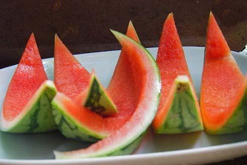پوست هندوانه