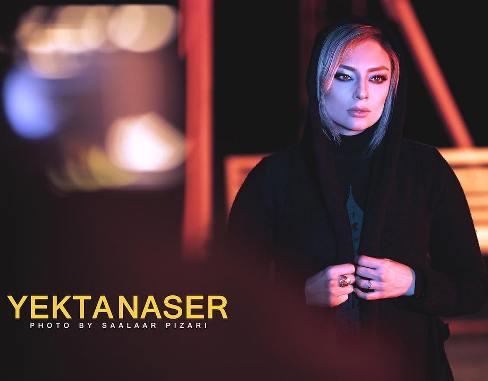چهره یکتا ناصر در موزیک ویدیو فرزاد فرزین
