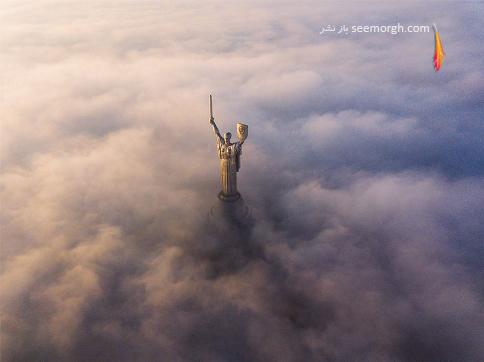 عکاسی هوایی,برندگان عکاسی هوایی,مسابقه عکاسی,Dron,Kyiv