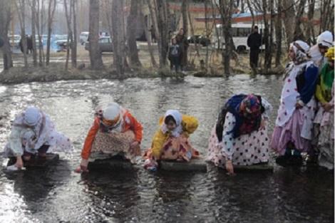 چهارشنبه سوری در اردبیل