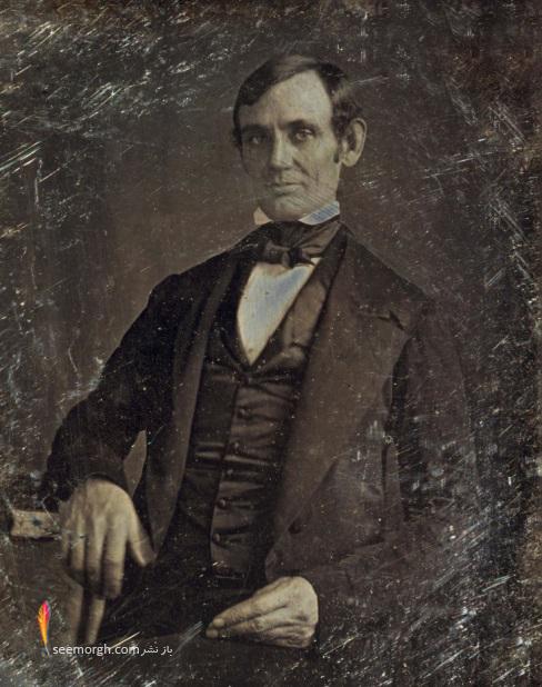 عکس قدیمی,عکس تاریخی,عکس کمیاب,تاریخ,آبراهام لینکلن