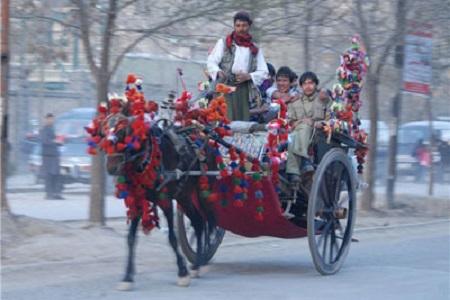 عید نوروز در افغانستان