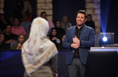 محمدرضا گلزار با مسابقه برنده باش در نوروز 98