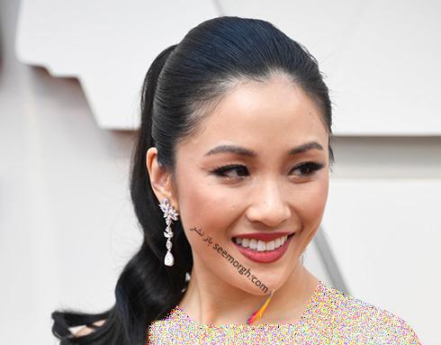 آرايش,آرايش صورت,بهترين آرايش صورت,اسکار,بهترين آرايش صورت در اسکار,بهترين آرايش صورت در اسکار 2019 - کانستنس وو Constance Wu