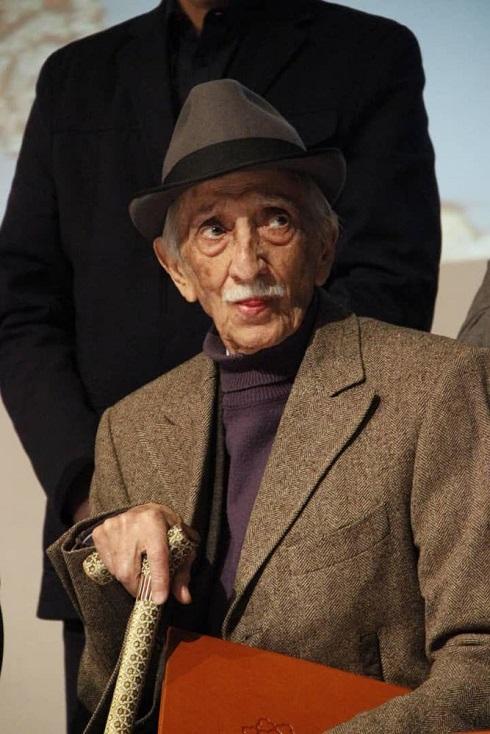 بزرگداشت داریوش اسدزاده در جشن نوروزگانِ خانه تئاتر