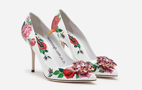 کفش,کفش زنانه,جدیدترین مدل کفش,جدیدترین مدل کفش زنانه,دولچه اند گابانا,کفش دولچه اند گابانا,جدیدترین مدل کفش زنانه دولچه اند گابانا برای بهار 2019 - مدل شماره 11