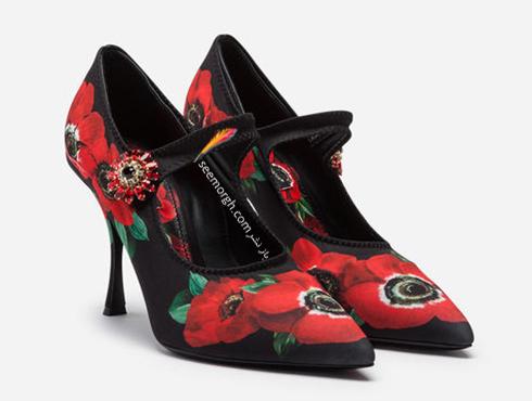 کفش,کفش زنانه,جدیدترین مدل کفش,جدیدترین مدل کفش زنانه,دولچه اند گابانا,کفش دولچه اند گابانا,جدیدترین مدل کفش زنانه دولچه اند گابانا برای بهار 2019 - مدل شماره 9