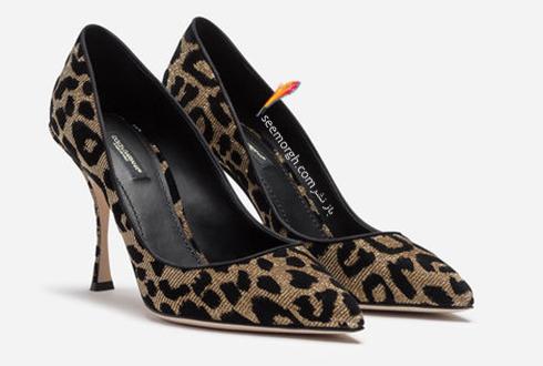 کفش,کفش زنانه,جديدترين مدل کفش,جديدترين مدل کفش زنانه,دولچه اند گابانا,کفش دولچه اند گابانا,جديدترين مدل کفش زنانه دولچه اند گابانا براي بهار 2019 - مدل شماره 6