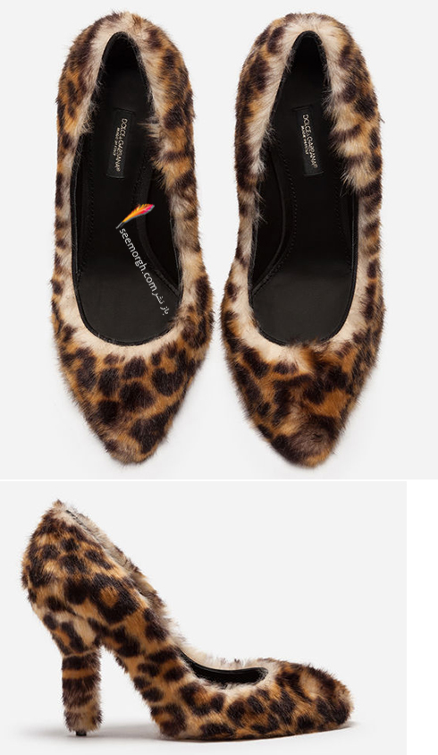 کفش,کفش زنانه,جدیدترین مدل کفش,جدیدترین مدل کفش زنانه,دولچه اند گابانا,کفش دولچه اند گابانا,جدیدترین مدل کفش زنانه دولچه اند گابانا برای بهار 2019 - مدل شماره 5