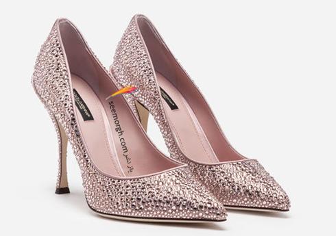 کفش,کفش زنانه,جدیدترین مدل کفش,جدیدترین مدل کفش زنانه,دولچه اند گابانا,کفش دولچه اند گابانا,جدیدترین مدل کفش زنانه دولچه اند گابانا برای بهار 2019 - مدل شماره 1