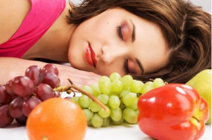بهترین میوه ها برای بی خوابی