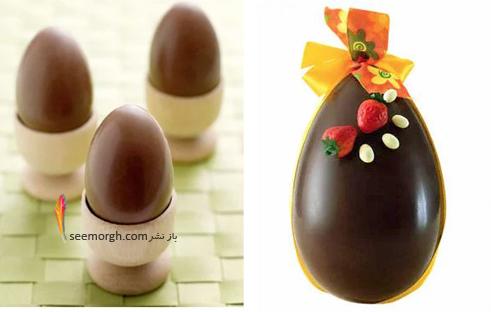 تزیین تخم مرغ,تزیین تخم مرغ هفت سین,تزیین تخم مرغ سفره هفت سین,تزیین تخم مرغ هفت سین برای نوروز با قهوه یا نسکافه
