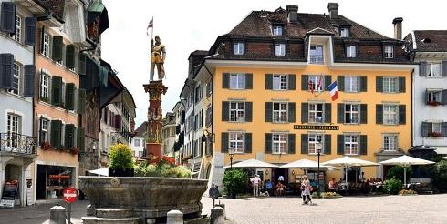 عدد یازده در سوئیس,رموز اعداد,سولوتورن سوئیس,عدد 11 در سوئیس