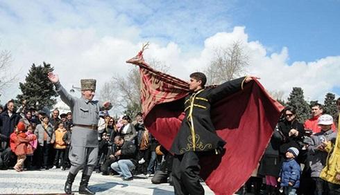 عید نوروز در قرقیزستان
