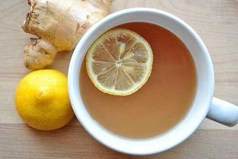 چاي ليموزنجبيل