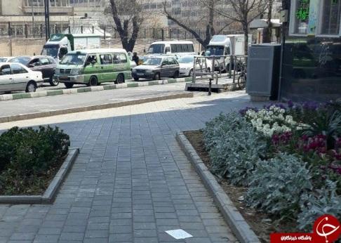 خودرویی که حسین هدایتی با آن به زندان رفت