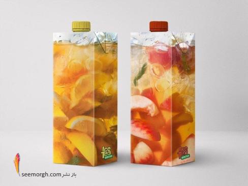 بسته بندی,هنر بسته بندی,روش بسته بندی,packaging,آب میوه