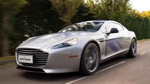 اتومبیل گران قیمت جیمز باند