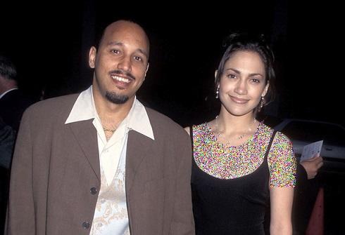جنبفر لوپز Jennifer Lopez و دیوید کروز