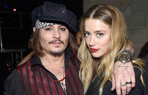 Johnny Depp,جانی دپ و امبر هرد,دلیل جدایی جانی دپ و امبر هرد,چرا جانی دپ و امبرد هرد طلاق گرفتند