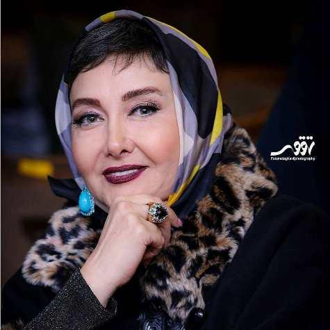 جهره کتایون ریاحی در 57 سالگی
