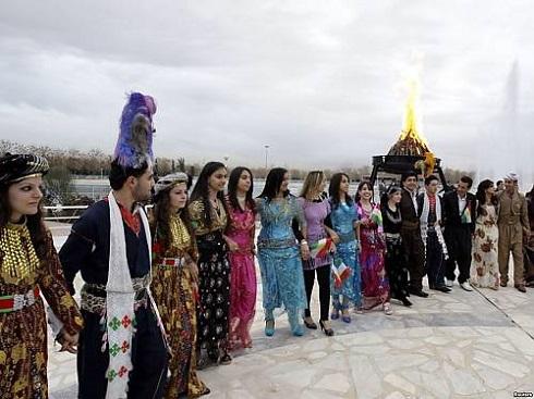 نوروز در عراق کردستان عراق