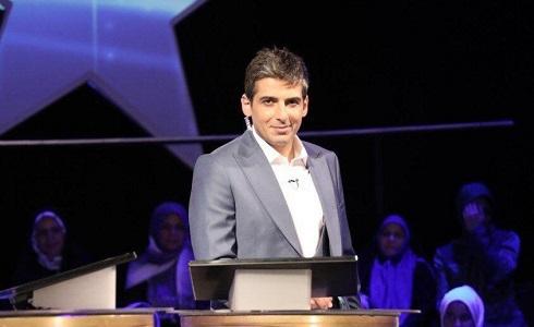 حميد گودرزي در مسابقه تلويزيوني پنج ستاره