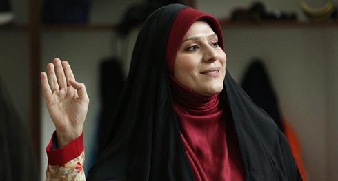 سحر دولتشاهي در عرق سرد