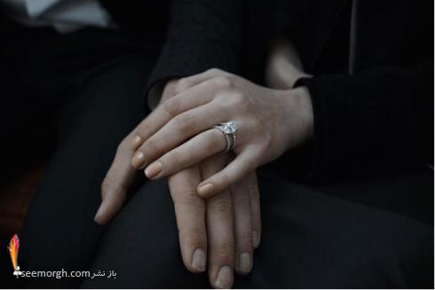 سوفی ترنز,جو جوناس,نامزدی,عروسی,بازی تاج و تخت,حلقه نامزدی,ایسنتاگرام