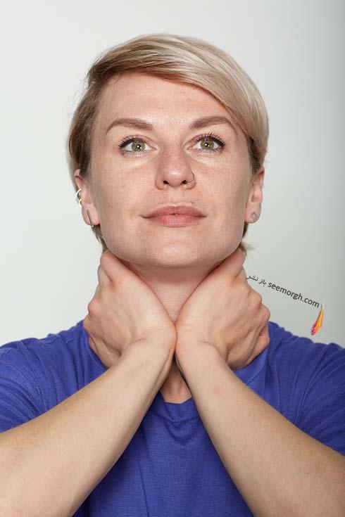 تقویت گردن
